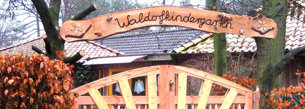 Waldorfkindergarten Kakenstorf Eingang